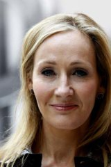 British writer JK Rowling has signed a deal for a new book - this one for adults.