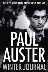 <em>Winter Journal</em> by Paul Auster. Faber, $29.99.