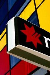 China on the mind... National Australia Bank.