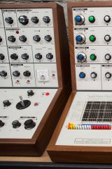 An analogue overload awaits visitors to Synthesisers: Sound of the Future.