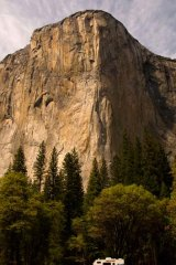 Danger ... thousands of visitors to Yosemite National Park could have come in contact with a deadly virus.
