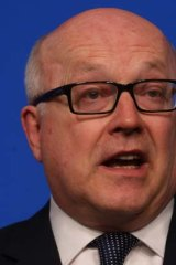 Labor has questioned whether Attorney-General George Brandis is up to the job.
