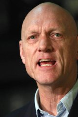 Federal Education Minister Peter Garrett.