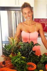 Diet mogul Ashy Bines' eating guidelines have been criticised by dietitians.