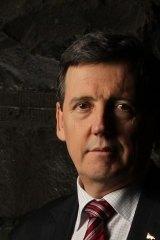 Attorney-General Robert Clark.