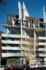 Nonda Katsalidis Melbourne Terrace Apartments