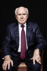 """I left a country that was stronger and prouder than it had been when I came to power"": John Howard."