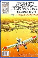 Z Beach True Comics.