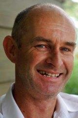 Killed: Environmental compliance officer Glen Turner.