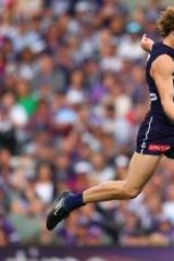 Nat Fyfe received a two-game ban.