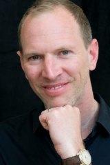 Author Tim Leberecht.