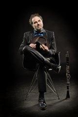 Utterly distinctive: Clarinettist David Krakauer.