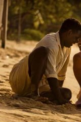 Great love ... Jimi Bani and Deborah Mailman play Eddie and Bonita Mabo in <i>Mabo</i>, a film Perkins believes will be cathartic for the late activist's family.