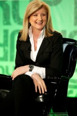"""We really are living in a sort of golden age for journalism."": Arianna Huffington."