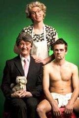 Out Cast Theatre's Midsumma production <i>Mr Braithwaite has a new Boy</i>.