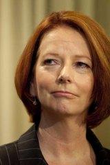 "Terrorism an ""ever-present threat"" ... Prime Minister Julia Gillard."