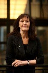 Joan London, winner of the Kibble Literary Award for her novel <i>The Golden Age.</i>