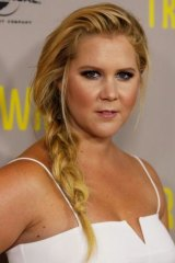 Amy Schumer at the <i>Trainwreck</i> Australian premiere.