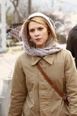 Claire Danes plays a CIA officer obsessed that her target has become a traitor to the US.