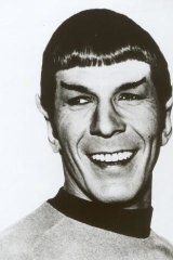 "Leonard Nimoy: ""In Spock, I finally found the best of both worlds: to be widely accepted in public approval and yet be able to continue to play the insulated alien through the Vulcan character."""