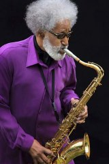 "Sonny Rollins: ""I'm very conscientious when playing what I hear in my mind. I know there's something I want to get to."""