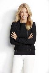 <i>Women's Fitness</i> editor Rachel Sharp.