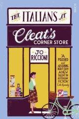 <i>The Italians at Cleat's Corner Store</i>, by Jo Riccioni.