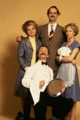 Worth mentioning: Prunella Scales, John Cleese, Connie Booth and Andrew Sachs in <i>Fawlty Towers</i>.