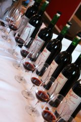 A collection of Penfolds Grange.