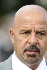 Marwan Koukash is hoping hoping his horse Mount Athos will add Melbourne Cup-winning owner to his list of achievements.