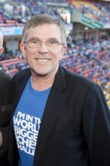 Queensland Arts Minister Ian Walker.