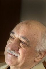 Rival: US-based Turkish cleric Fethullah Gulen.