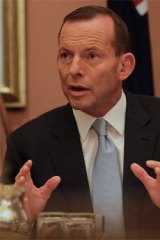 The government's view of the world is framed by Tony Abbott's memorable categories of 'goodies' and 'baddies'.