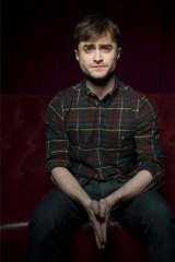 His own man: Daniel Radcliffe still gets offered roles as 'a young fantasy guy who discover's he's got these powers', but he isn't interested.