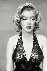 Marilyn Monroe (1957).