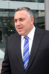 "Shadow treasurer Joe Hockey: ""Every time the government publishes a number it is dead set wrong."""