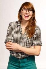 <i>Ampersand</i> magazine editor Alice Gage.