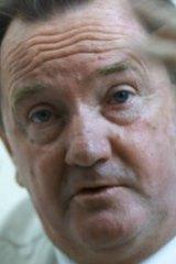 Former Adelaide Football Club Manager John Reid.