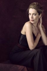 """One of the fictions about me is that I'm Teflon Tara"": Tara Moss."
