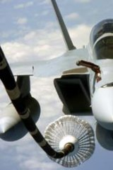 Cheaper model … the purchase of more Super Hornets is likely.
