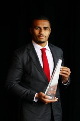 Player of the year: Will Genia.