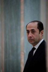 Hossam Zaki ... a senior adviser to the Egyptian Foreign Minister.
