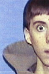 Sandy Hook killer Adam Lanza.