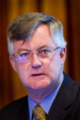 """""""We have seen in the United States ... politics getting in the way of good government"""": Treasury boss Martin Parkinson."""