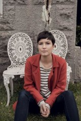 Missy Higgins, a natural introvert, says she is much less sceptical about the outside world.