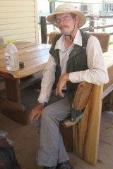 Missing German backpacker Daniel Dudzisz.