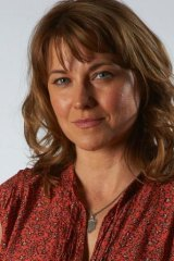 Lucy Lawless co-stars in <i>The Code</i>.