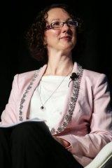 Telstra executive director Jane Van Beelen
