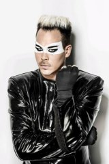 "Luke Steele: ""It began as an electronic extravaganza and I think it would seem strange in small venues."""