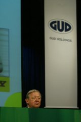 Clive Hall, GUD Holdings chairman.
